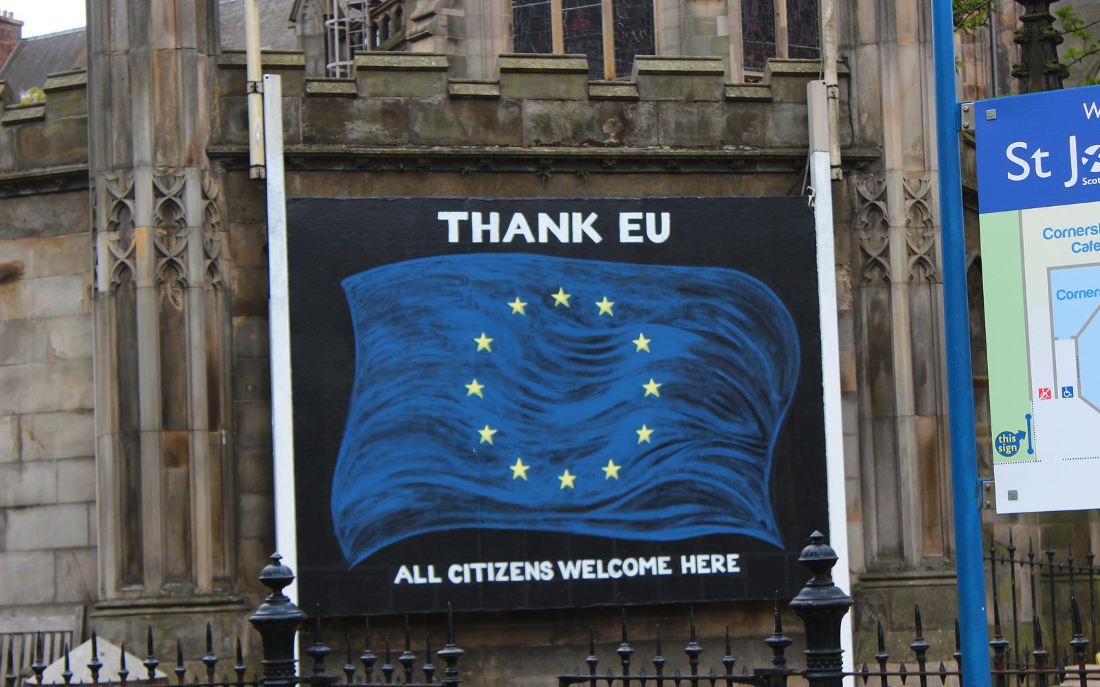 В Евросоюз без печати в паспорт
