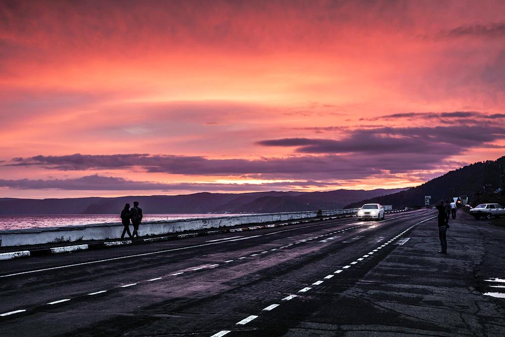 Поселок Листвянка: там, где начинается Байкал
