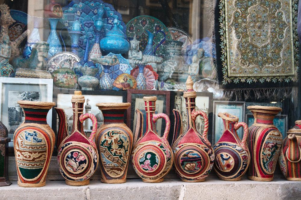 Азербайджан: Два дня дороги и прогулка по Ичери-шехер, старому району Баку