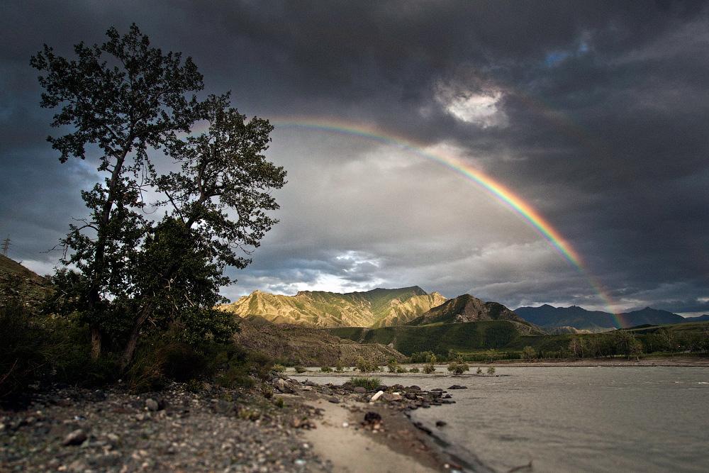 Дорога в Шамбалу: Горный Алтай вдоль берегов рек Чуя и Катунь