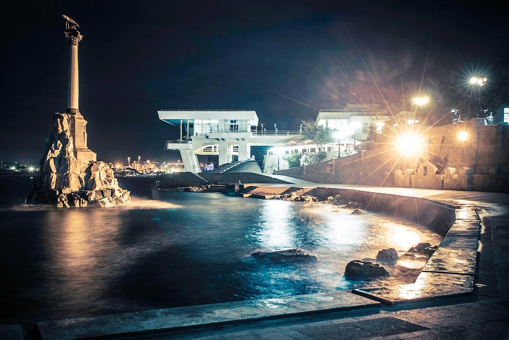Белый город Севастополь: Форпост на берегах Чёрного моря