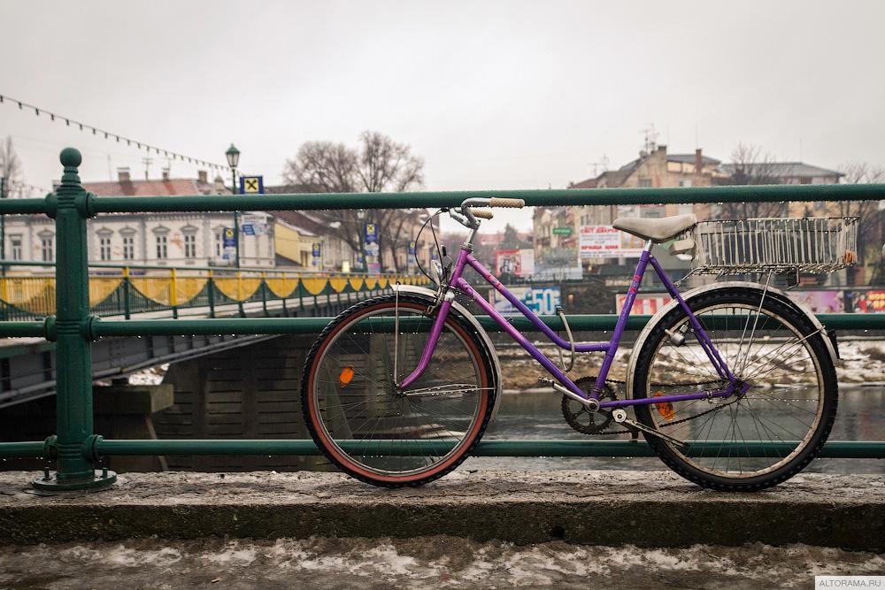 Зимний Ужгород: западные ворота Украинских Карпат
